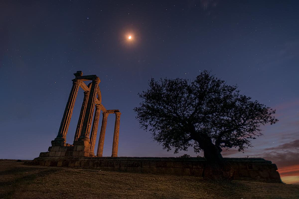 Cáceres Reliquias romanas