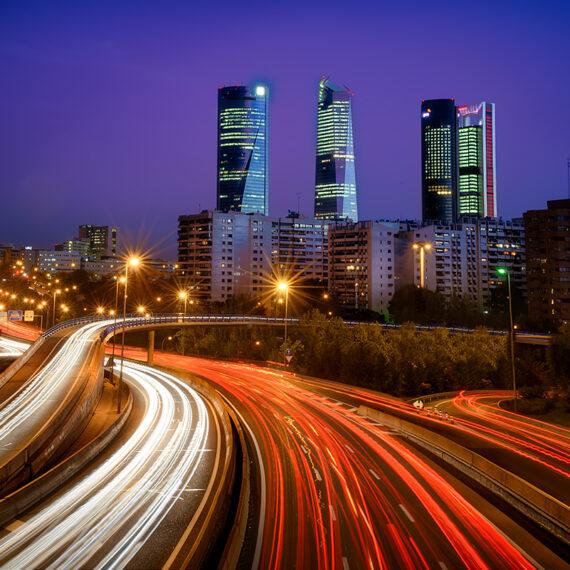 Madrid Río de luz