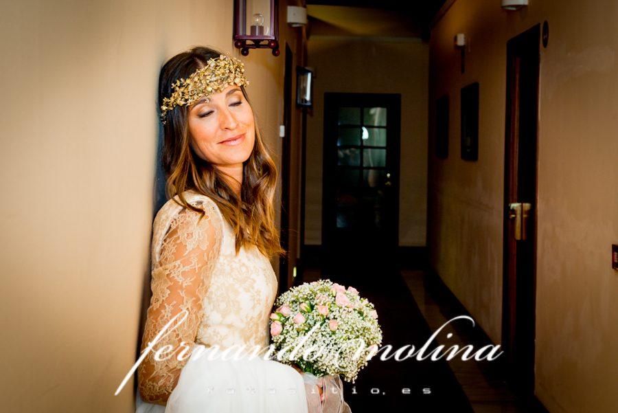 Reportaje de boda en Torrecaballeros (Segovia) El Rancho de la Aldehuela