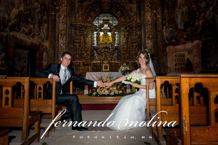 Boda en Soria: Paula y Marcos. Ermita de San Saturio y Hotel Alfonso VIII