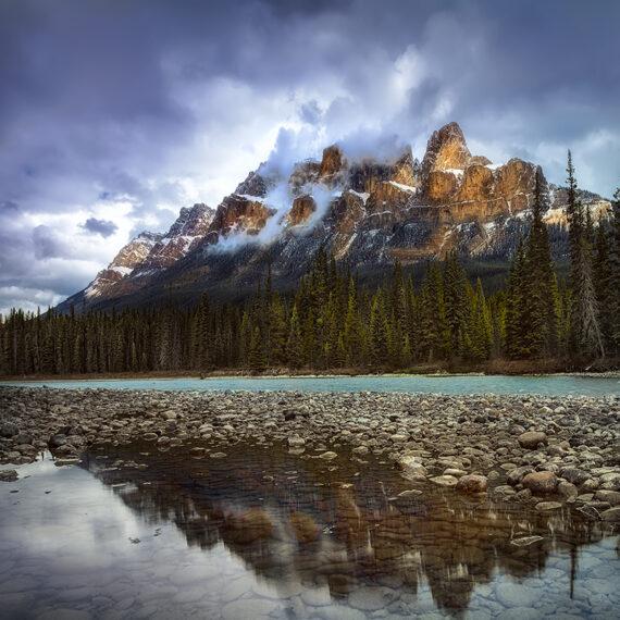 Canadá Castle Mountain 1_
