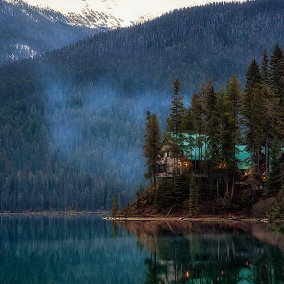 Canadá Hotel lake