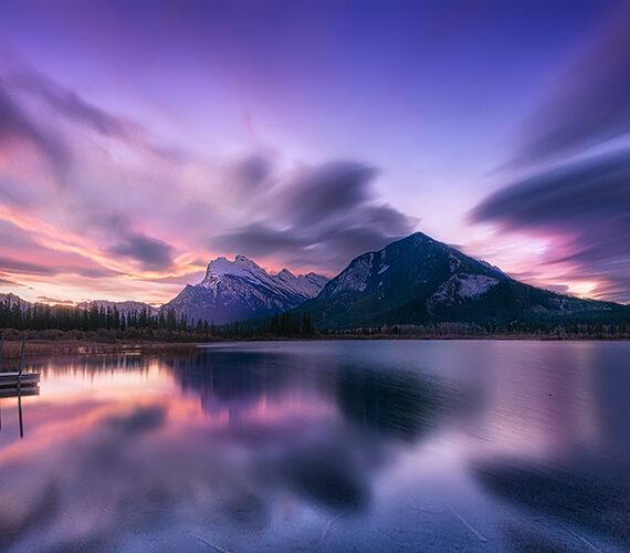 Canadá Vermilion Lake