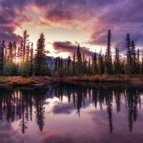 Canadá Bow river