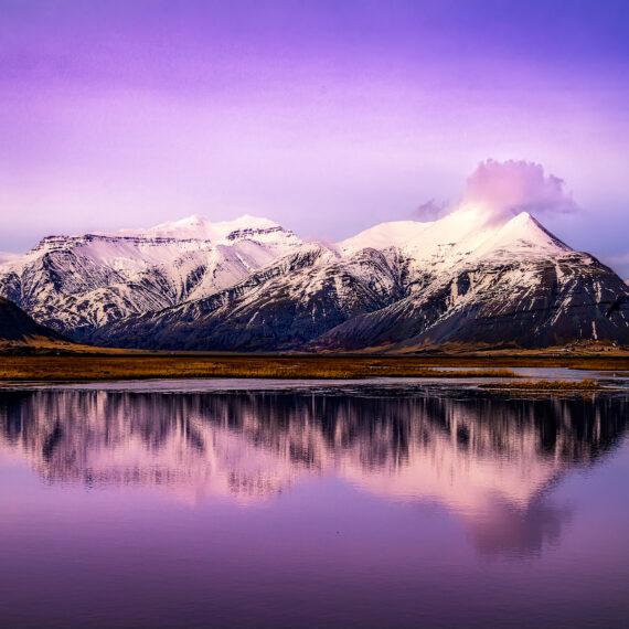 Islandia Volcano