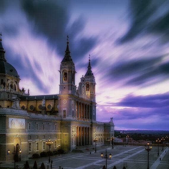 Foto de Madrid Catedral de la Almudena