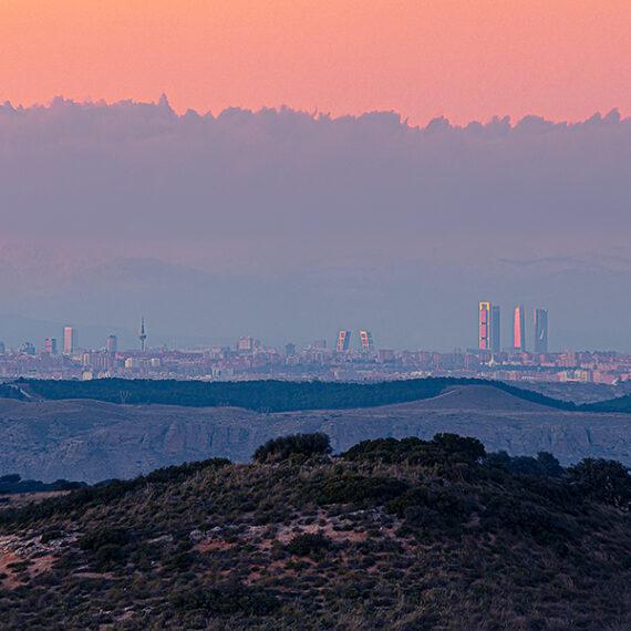 Madrid Skyline 2