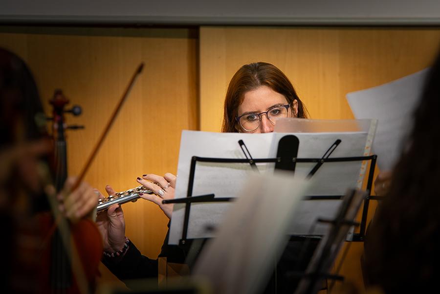 Orquesta Allegro y Conservatorio Guadalajara