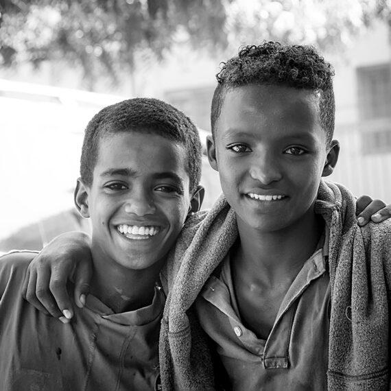 Saludos desde Djibouti