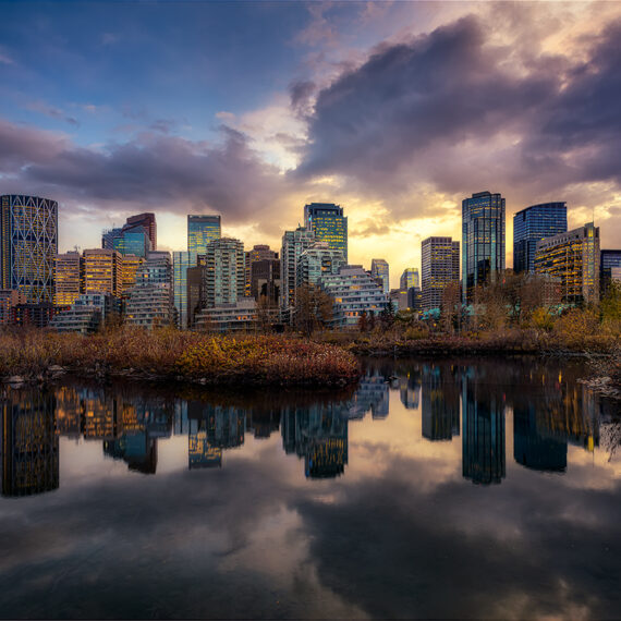 Canadá_Calgary Skyline_3