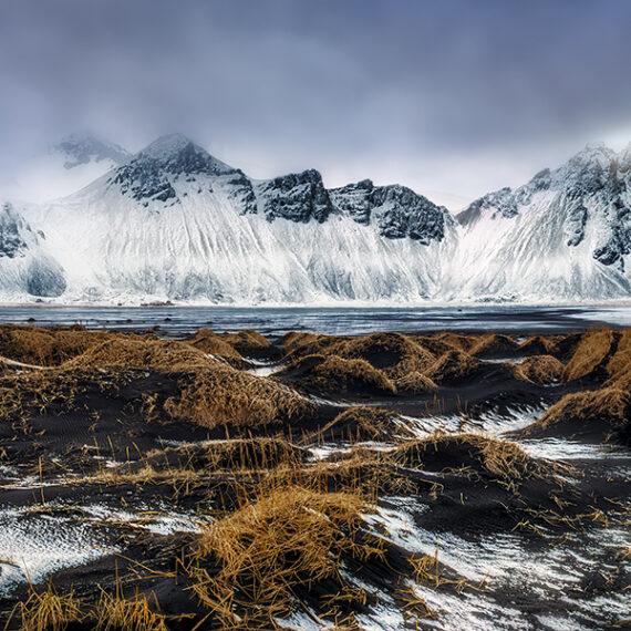 Islandia La misteriosa serenidad de Stokksnes