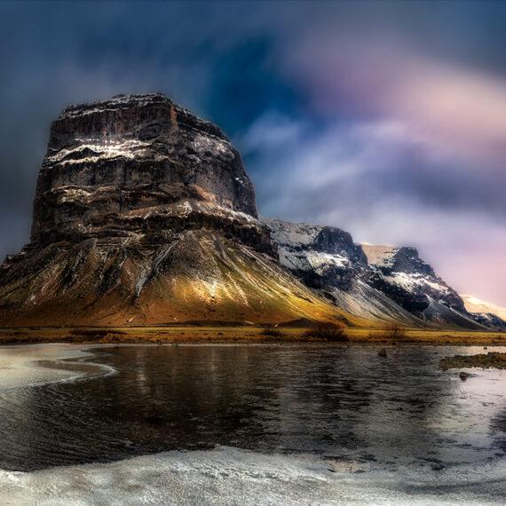 Fotografía de viajes Islandia Lomagnupur