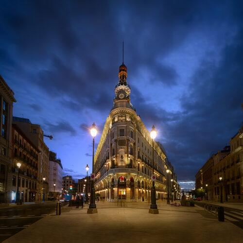 Madrid Edificio Four Seasons