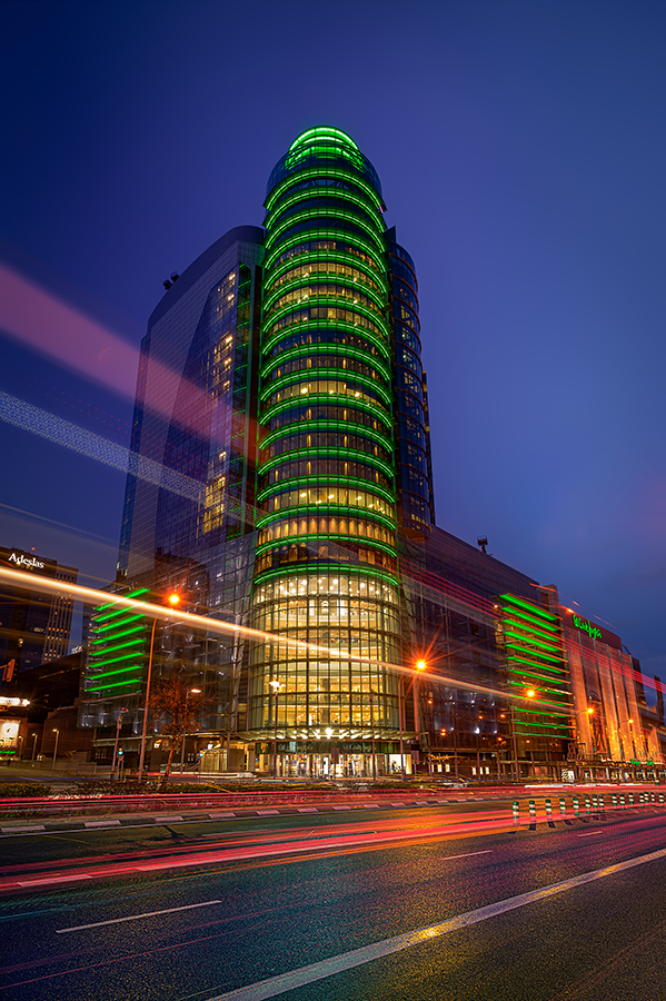 Madrid Edificio El Corte Ingles